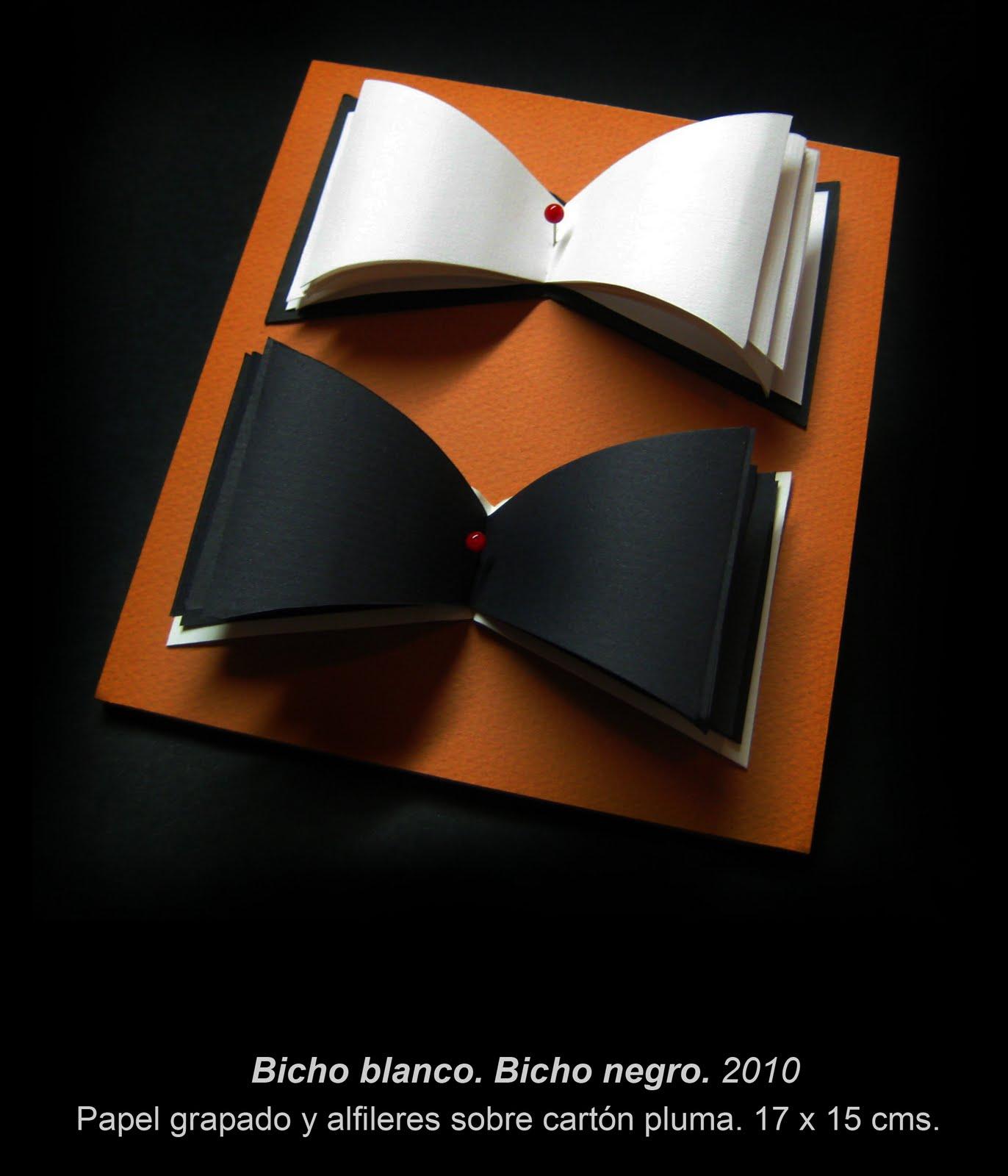 bicho blanco b negro