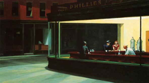 Hopper-Nighthawks